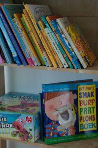 poep en plasboeken